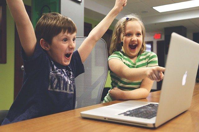 bezpieczeństwo w sieci dla dzieci