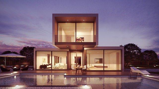stylizacja domu