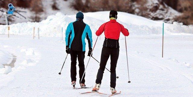 narciarska bielizna termoaktywna