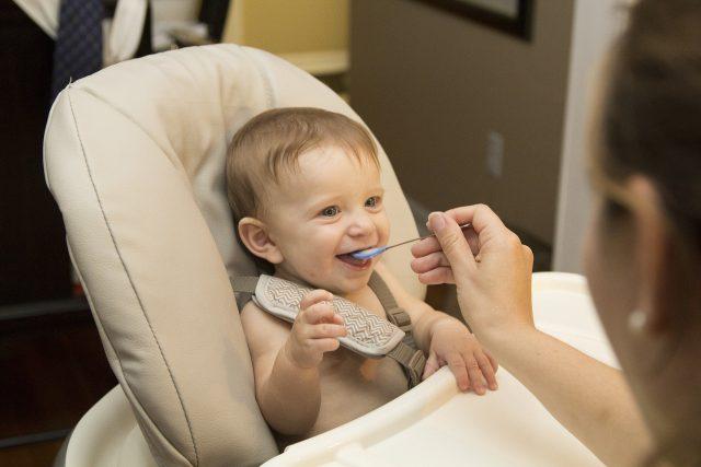 Jadłospis dla niemowlaka